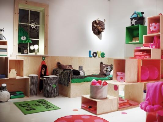 H&M introduceert Home Kids