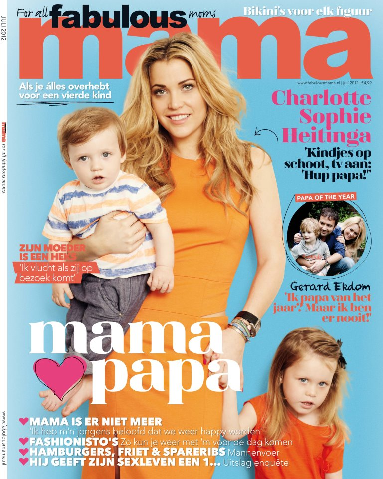 Juni edition: De Fabulous Mama