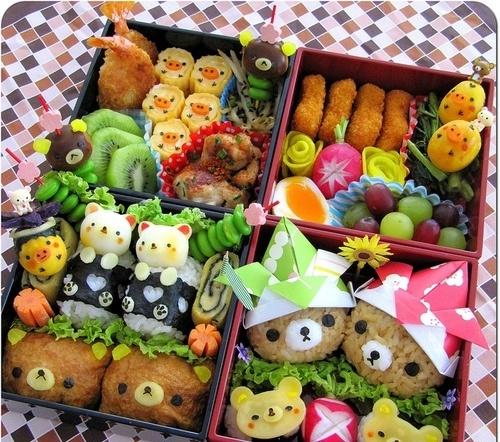 BENTO: JAPANSE LUNCH VOOR KIDS