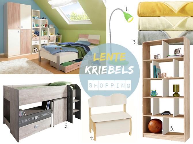 Briljant Lampje Kinderkamer : Lentekriebels bij otto.nl
