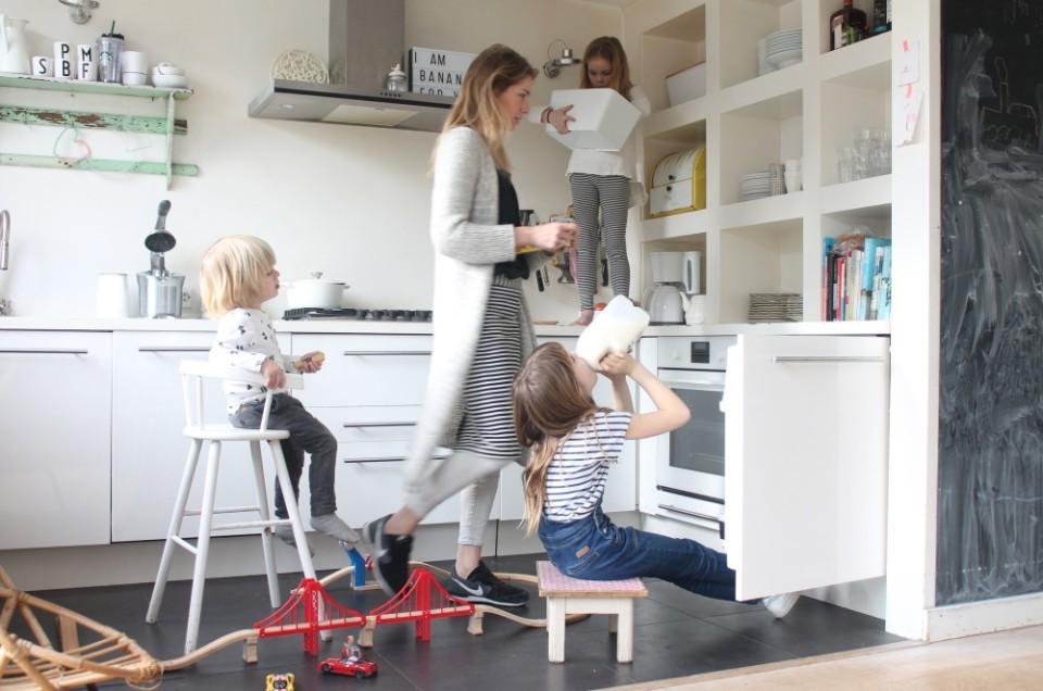 Hoe Doe Je Dat Met 5 Kinderen Mama Glossy