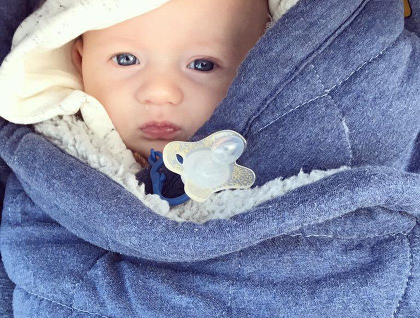 NATALIE BLOGT: VLIEGEN MET EEN BABY