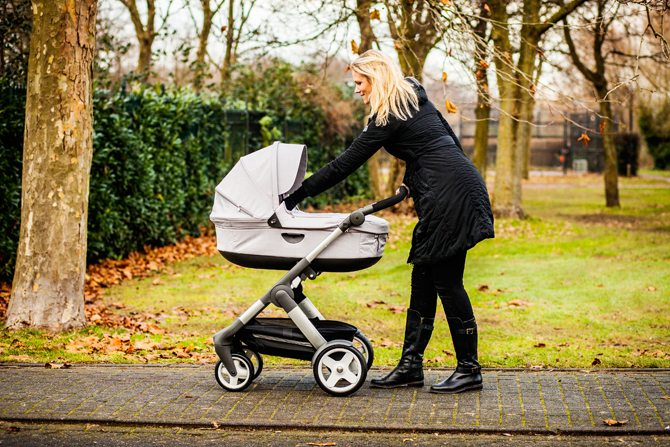 STOKKE TRAILZ KINDERWAGEN | REVIEW ROSAN