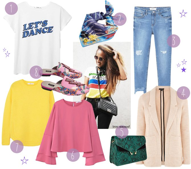 8X MODE MUSTHAVES VOOR MAMA