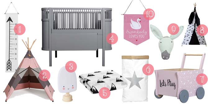 interieur shopping babykamer