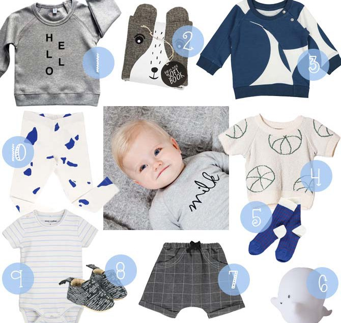 10X BABY BOY SHOPPING