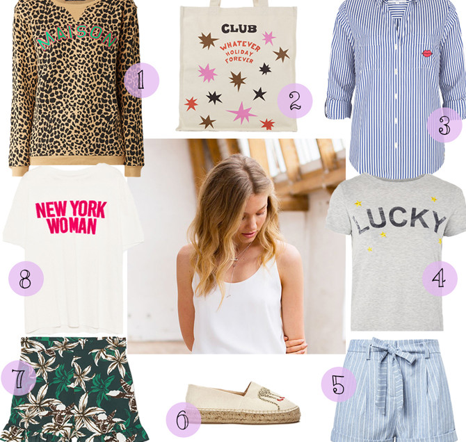 8X FASHIONABLE MOM SHOPPING
