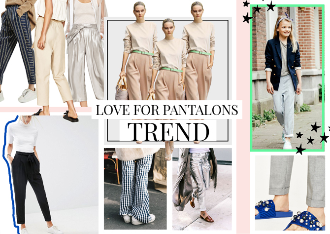 FASHION TREND | DE PANTALON