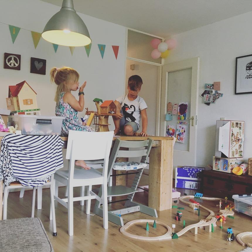 speeltuin in huis