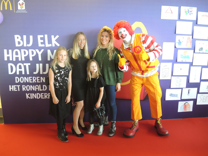 MC HAPPY DAY BIJ MCDONALDS