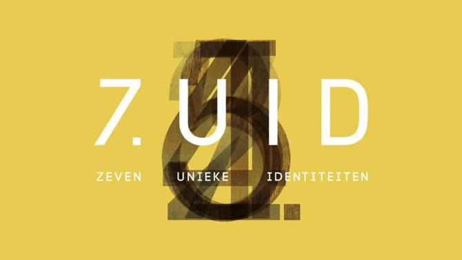 Defensie Eiland ZUID. - Logo ZUID.