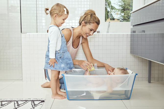 Stokke Flexi Bath Transparent 170907-33615_1