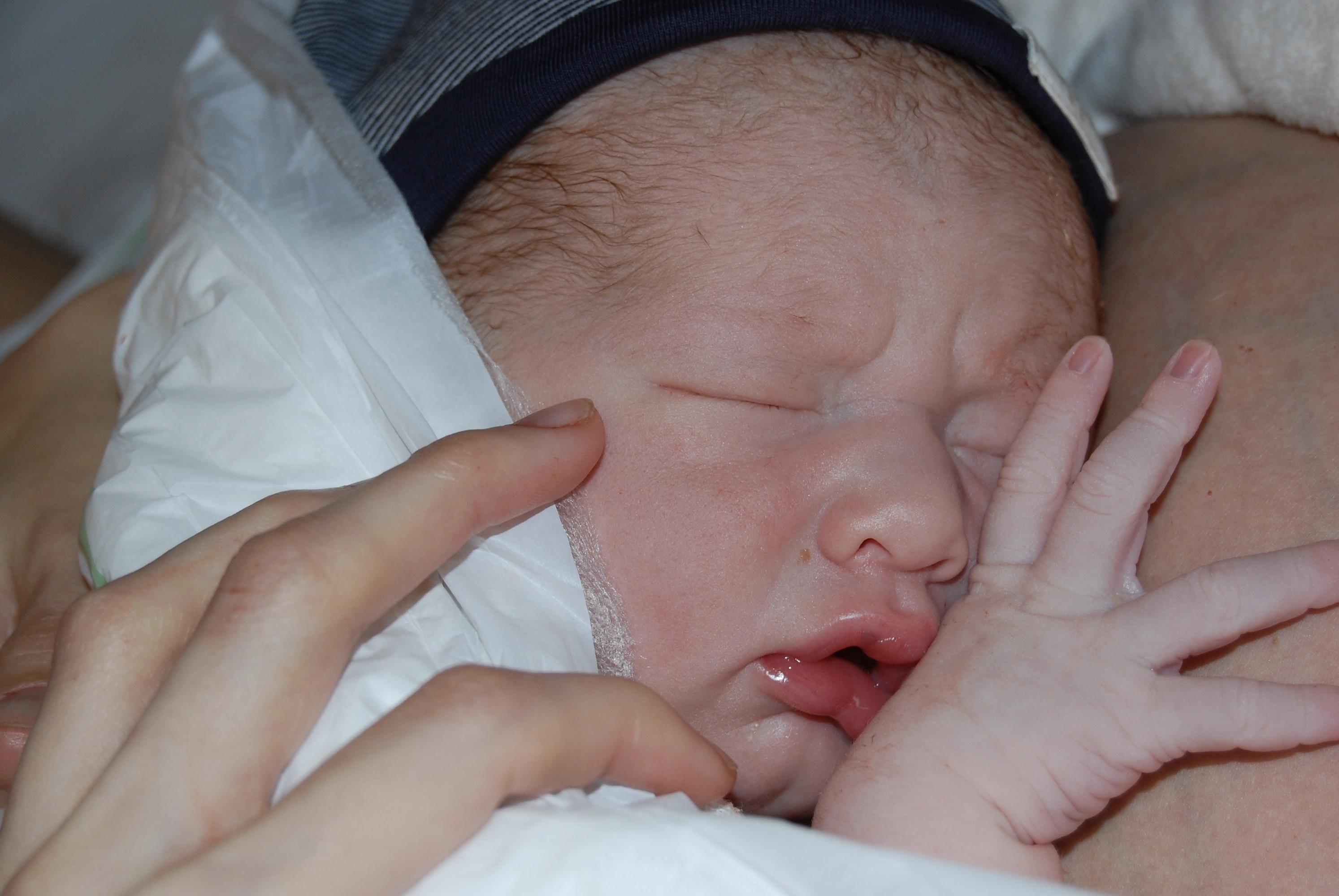 Ferre geboorte