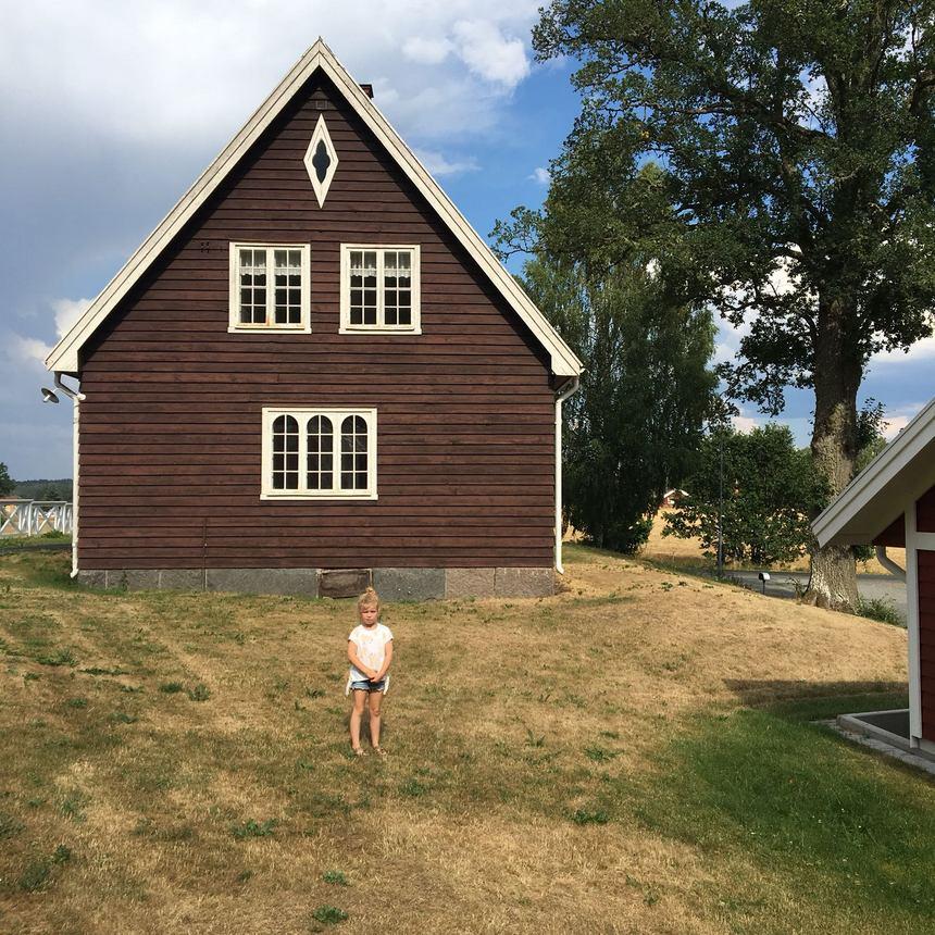 huisje zweden