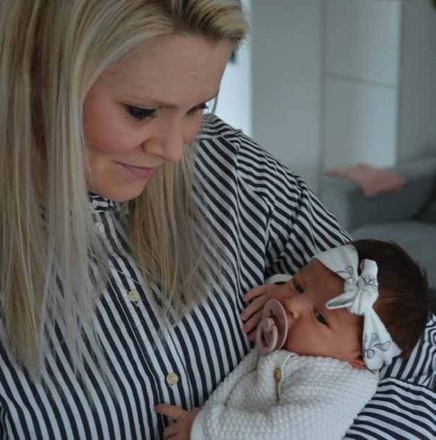 Het bevallingsverhaal van Annette